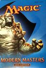 Magic the Gathering MTG Modern Masters 2015 Booster Pack x1 Sealed Free Shipping