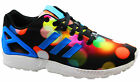 Adidas Originals ZX Flux Mens Trainers Running Shoes Lace Black B23984 U128/131