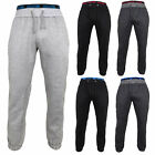 Mens Location Fleece Cuffed Pants Joggers Tracksuit Bottoms Jogging Pant Sport