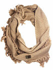 Timberland Earthkeepers Fringed Eternity Womens Scarf Scarves Rose J1723 907 UW
