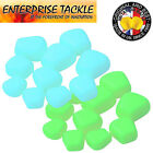 ENTERPRISE POP UP NITEGLOW GLOW IN THE DARK SWEETCORN IMITATION FAKE CARP BAIT