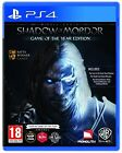 Middle-Earth: Shadow of Mordor GOTY PlayStation 4 (PS4)