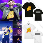 Kpop Bigbang T-shirt GD MADE Concert Tshirt Unisex Tee Cotton Women Men Jumper