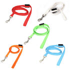 Pet Cat Dog Nylon Lighting Leash Harmess Lead Strap Rope 120cm Long