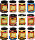 The Candleberry Co Large Scented Candle Jar 26oz Choice of Fragrances 140-160hrs
