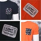 Weekend Offender Bird Print Pocket Crew Neck Style Tshirt (2 Colours)