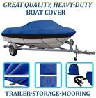 BLUE+BOAT+COVER+FITS+Sea+Ray+F%2D16+XR+Sea+Rayder+Jet+1993%2D2012