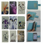 PU Leather Velcro phone Skin Protective Cover&Wallet for Multiple Mode phones