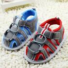 Toddler Summer Sandal Infant Baby Girls Boys Soft Soled Shoes First Walker 0-18M