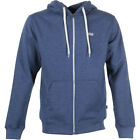 Vans Core Basics Mens Hoody Zip - Dress Blues Heather All Sizes