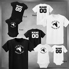 Motorcross, Life is Good Personalize with Name & Number Infant 6M-XLY_