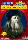 Leonardo da Vinci Kit 1500s School Project Renaissance Costume Kit 70762