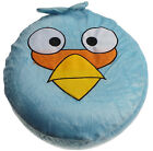 Kids Cartoon Inflatable Soft Plush Velour Cushion Seat Stool Bedroom Pouffe
