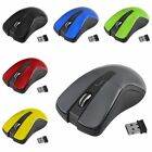 2.4G Cordless 4 Keys Wireless Optical Mouse For Computer Laptop Desktop PC New