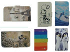 For HTC Luxury PU Leather Card Wallet Cover Flip Cell Phone Case