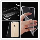 Hot Ultra Thin Crystal Clear Soft Transparent Case Cover For Apple iPhone 6/ 6s