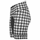 Women's Petunia Cycling Short in Houndstooth by SheBeest (#3044-HT)