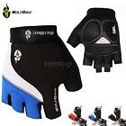 Bicycle Cycling 3D GEL Breathable Anti-slip Anti-shock Half Finger Gloves S F2T3