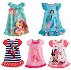 Lovely Bambini Minnie Mouse Vestito Festa Canottiera Gonna Bimbo 2-5Y