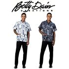 Betty Dain Vintage Barber Jacket Available in Black and White. Free Shipping!