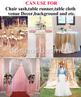 5FT*30FT Gold Sequin Photo Backdrop,Wedding Photo Booth, Photography Background