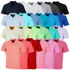 Greg Norman 2016 Mens KX04 Performance Micro Pique Golf Polo Shirt