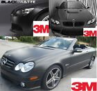 Black Matte or Black Glossy  3 M Vinyl Wrap  Vinyl Film Wrap Sticker Decal Roof