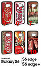 Coca Cola Bottle VTG Samsung Galaxy Note 8 S6 S7 S8 Plus Phone RUBBER Edge Case $13.99  on eBay