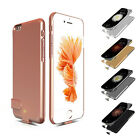 Top Ultra Thin Power Bank Battery Charger Phone Case Cover For iPhone 6 6S Plus