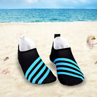 Slip on Adults Surf Beach Water Aqua Socks Shoes Sport Yoga Swim Diving Pool JR