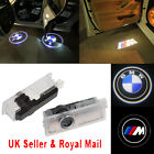 Car Door Lamp LED Welcome Projector Ghost Shadow Laser Emblem Logo Light for BMW