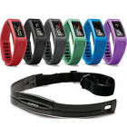 Garmin Vivofit Bluetooth Fitness Activity Tracker Band with Heart Rate Monitor