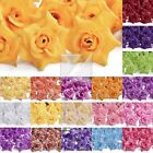 50pcs Curling Rose Artificial Flowers For Wedding Home Decoraction 50mm