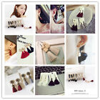 1 Pair Women Vintage Jewelry Tassel Drop Earring Long Dangle Fringe Earrings