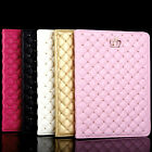 Elegant Crown Sleep Leather Case Stand Cover For iPad Pro 12.9 inch Tablet Case