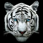 White Tiger Ladies Womens Tank Top Pick Your Size