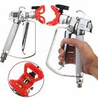 3600PSI Airless Paint Spray Gun w Tip Tip Guard For Graco TItan Wagner Sprayers