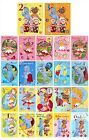 CBeebies In the Night Garden Official Birthday Cards and Badges - Relations Ages