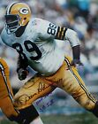 Autographed Dave Robinson Grren Bay Packers 11x14 Photo with COA