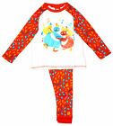 Boys Baby Toddler Twirly Woos Bighoo Toodloo Cotton Pyjamas 9 Months to 4 Years
