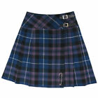 Tartanista Honour Of Scotland 20 inch Purple Knee Length Ladies Kilt Skirt 6-28