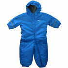 Puma Infant Kids Boys Blue Snowsuit Boys All In One Padded Suit 813705 01 R10