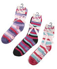 Forever Dreaming Girls 2 Pack Supersoft Slipper Socks