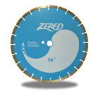 ZERED Segmented Sintered General Purpose Diamond Concrete Saw Blade tool