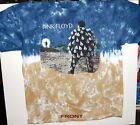 "PINK FLOYD ""DELICATE SOUND OF THUNDER"" 2-SIDED TIE DYE T-SHIRT NEW"