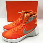 Nike Hyperdunk 2015 TB EP Orange Mens Basketball Shoes with discoloration