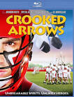 Crooked Arrows (Blu-ray Disc, 2012) Good Condition FAST SHIPPING