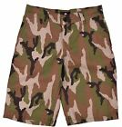 DC SHOES Big Boys (8-20) Off Road Camo Walking Shorts-Camouflage