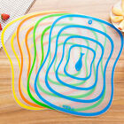 S/M/L Plastic Fruit Vegetable Food Meat Cutting Board Chopping Mat Kitchen Tools