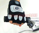New Black Cycling MTB / Road Bike Bicycle Wearable Half Finger Glove size M/L/XL